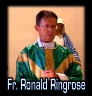 Fr Ronald Ringrose Vienna VA Saint Athanasius Latin Mass