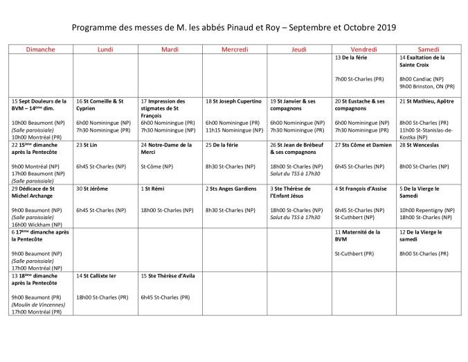 Programme Abbe Pinaud 2019-09